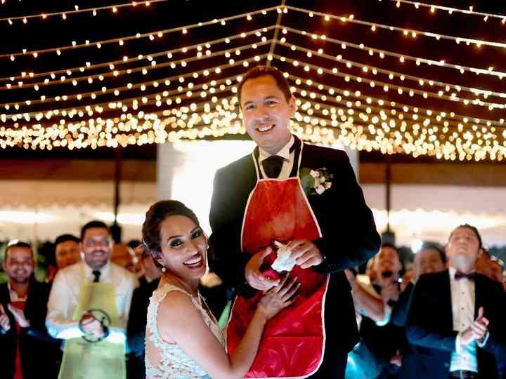La boda de Alheli y Luis