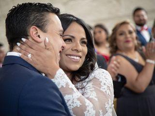 La boda de Viridiana y Juan Manuel