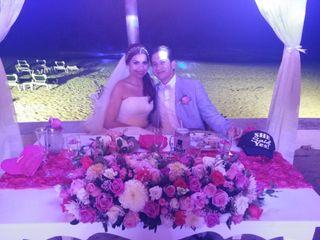La boda de Gloria y José