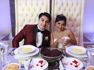 La boda de Perla y Gregorio