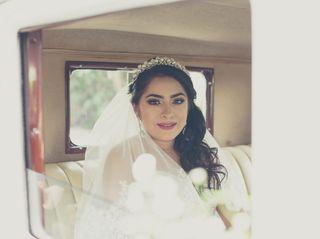 La boda de Pao y Ara 1