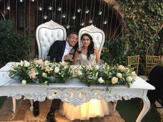 La boda de Pao y Ara