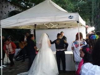La boda de Erika  y Arturo  2