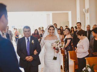 La boda de Valeria y Fabián 1