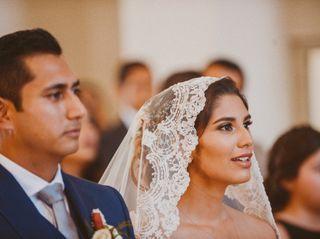 La boda de Valeria y Fabián 2