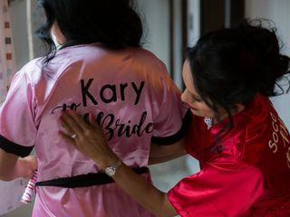 La boda de Kary y Toño 2
