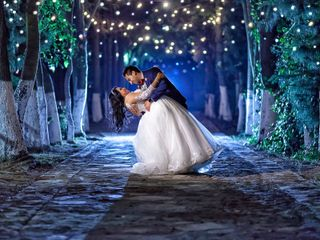 La boda de Kary y Toño