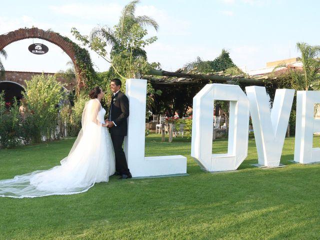 La boda de Victor y Dany en Tlaquepaque, Jalisco 1