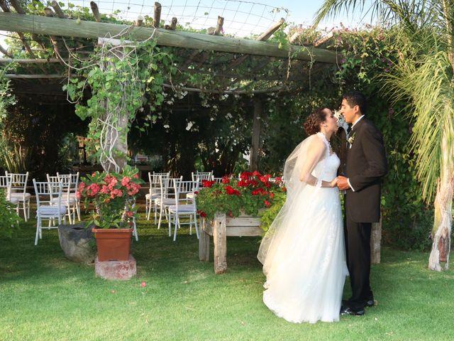 La boda de Victor y Dany en Tlaquepaque, Jalisco 17