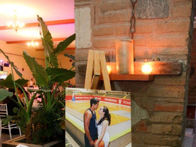 La boda de Victor y Dany en Tlaquepaque, Jalisco 22