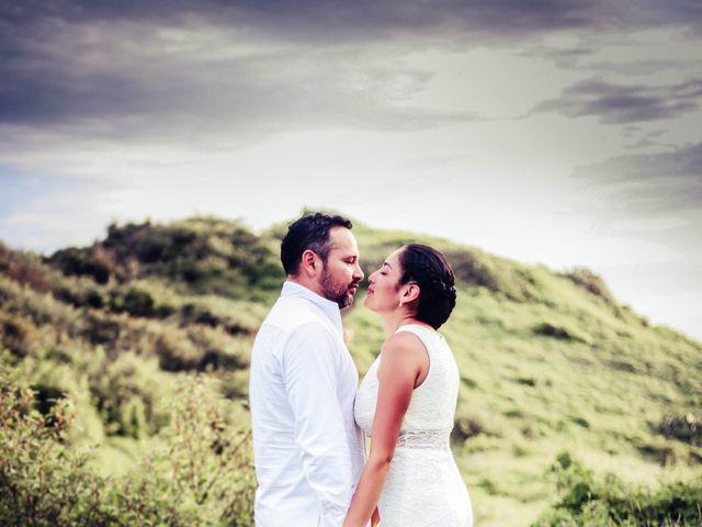 La boda de Fany y Luis