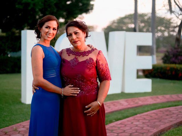 La boda de Luis y Alheli en Tuxtla Gutiérrez, Chiapas 24