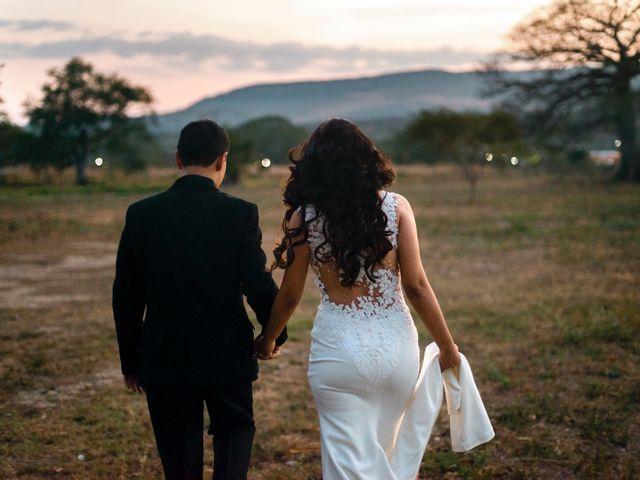 La boda de Luis y Alheli en Tuxtla Gutiérrez, Chiapas 31