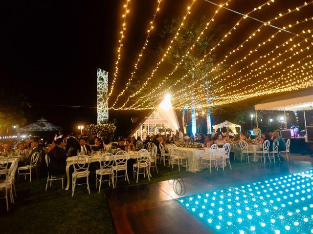 La boda de Luis y Alheli en Tuxtla Gutiérrez, Chiapas 57