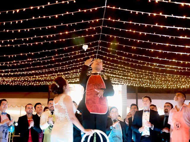 La boda de Luis y Alheli en Tuxtla Gutiérrez, Chiapas 89