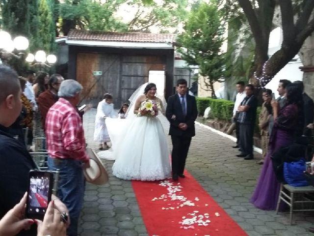 La boda de Erika  y Arturo