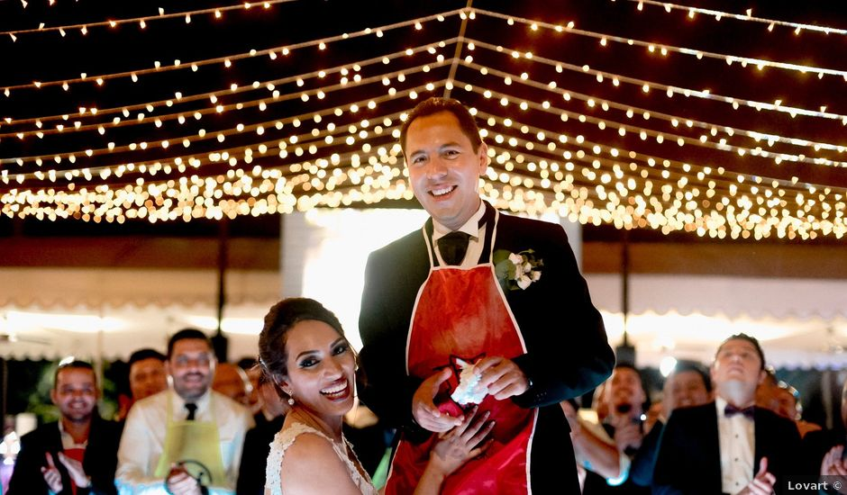 La boda de Luis y Alheli en Tuxtla Gutiérrez, Chiapas