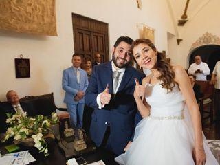 La boda de Melissa y Fernando