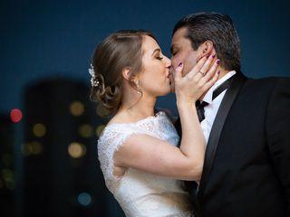 La boda de Anika y Carlos