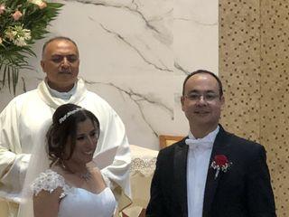 La boda de Sagrario  y Jesús 2