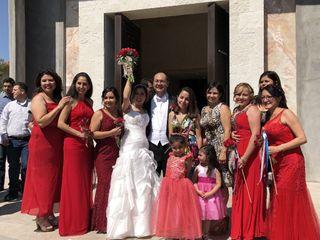 La boda de Sagrario  y Jesús 3