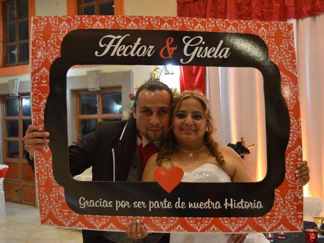 La boda de Gisela y Héctor