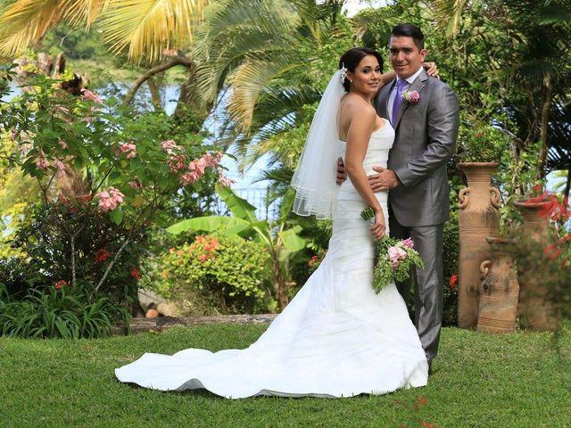 La boda de Rosa Elisa y Enrique