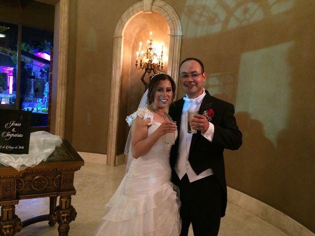 La boda de Sagrario  y Jesús