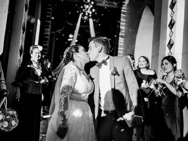 La boda de Silvana y Jordan