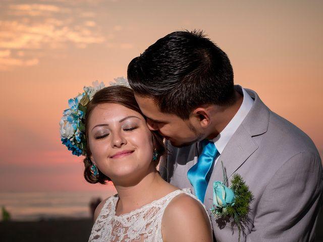 La boda de Yessi y Laurian