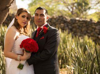 La boda de Brenda y Rubén