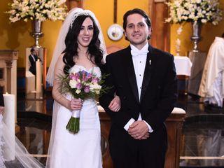 La boda de Lorena  y Erick