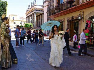 La boda de Valeria y Abraham 1