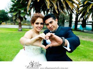 La boda de Myriam y Esteban