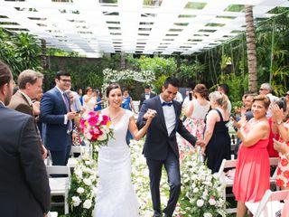 La boda de Sandra y Francisco