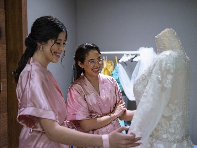 La boda de Jesús y Karina en Cancún, Quintana Roo 16