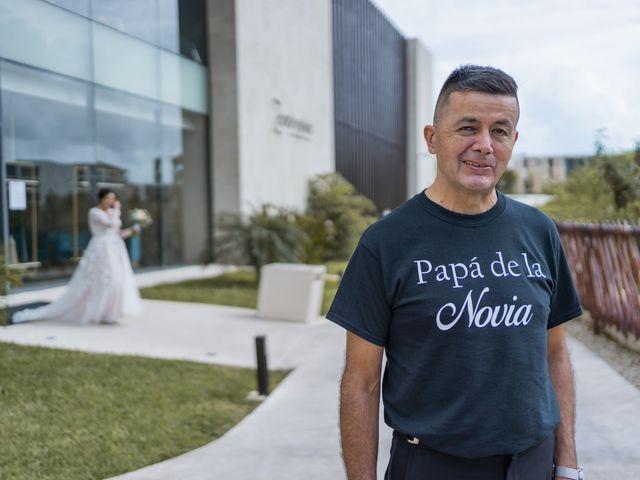 La boda de Jesús y Karina en Cancún, Quintana Roo 32