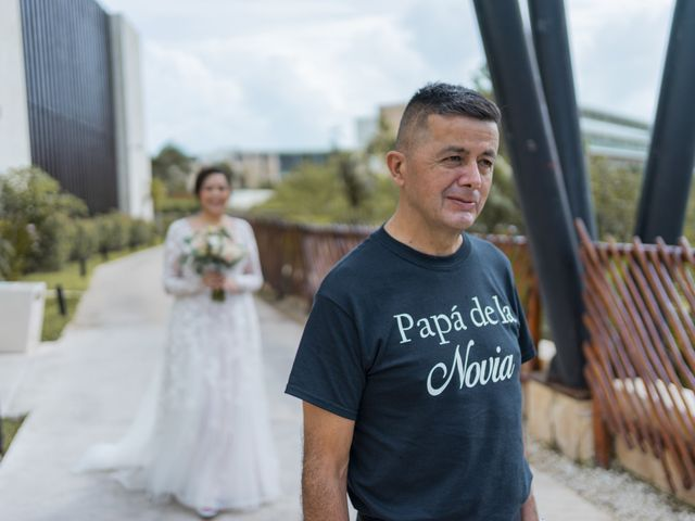 La boda de Jesús y Karina en Cancún, Quintana Roo 33