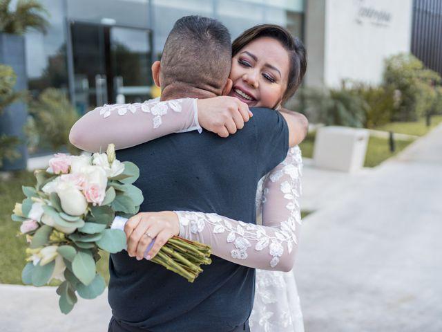 La boda de Jesús y Karina en Cancún, Quintana Roo 37