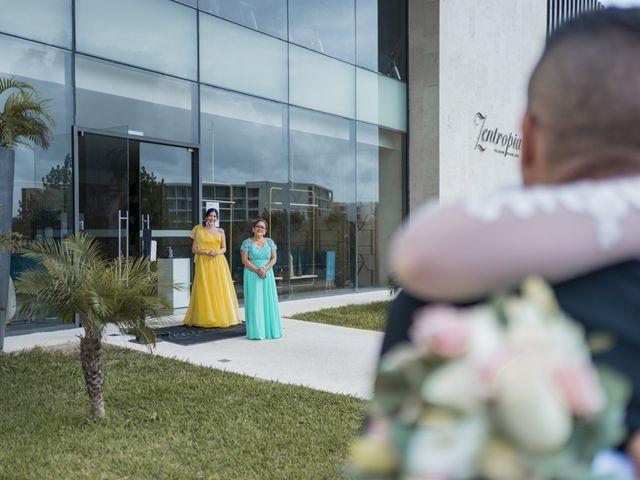 La boda de Jesús y Karina en Cancún, Quintana Roo 38