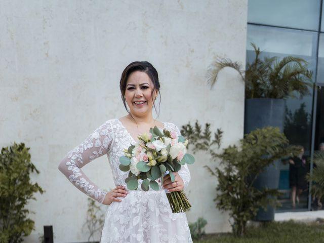 La boda de Jesús y Karina en Cancún, Quintana Roo 40
