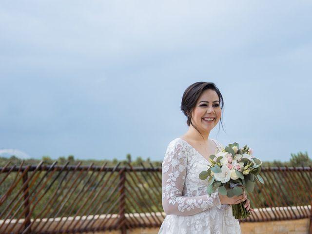 La boda de Jesús y Karina en Cancún, Quintana Roo 41