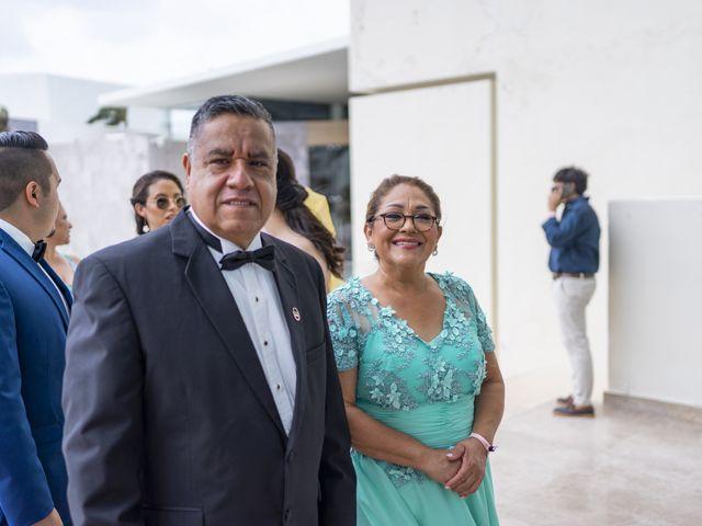 La boda de Jesús y Karina en Cancún, Quintana Roo 59