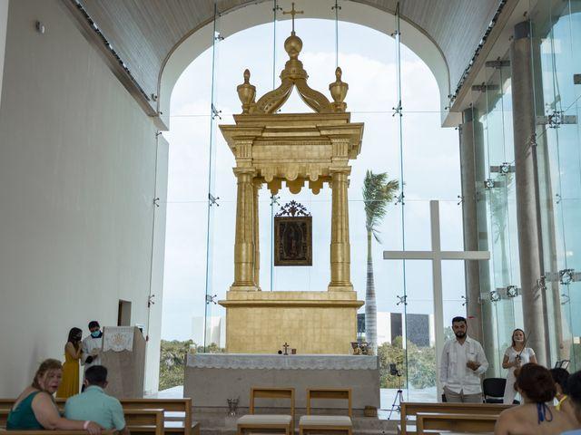 La boda de Jesús y Karina en Cancún, Quintana Roo 60