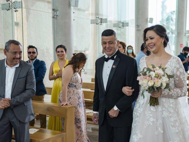 La boda de Jesús y Karina en Cancún, Quintana Roo 63