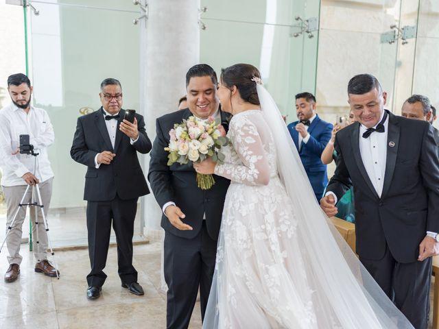 La boda de Jesús y Karina en Cancún, Quintana Roo 66