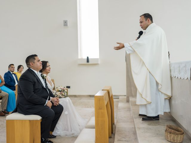 La boda de Jesús y Karina en Cancún, Quintana Roo 69