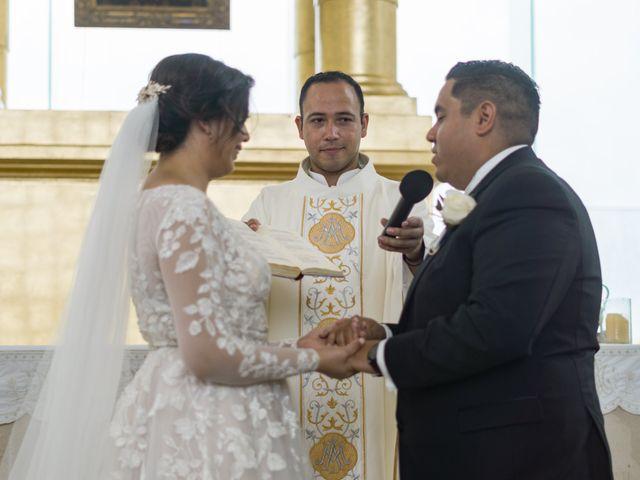 La boda de Jesús y Karina en Cancún, Quintana Roo 70