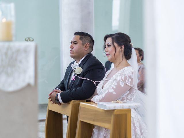 La boda de Jesús y Karina en Cancún, Quintana Roo 73