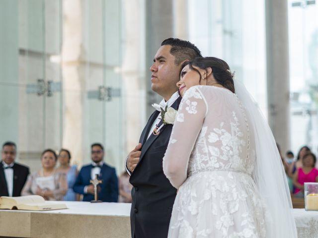 La boda de Jesús y Karina en Cancún, Quintana Roo 76